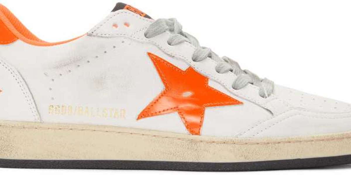 Golden Goose Shoes once